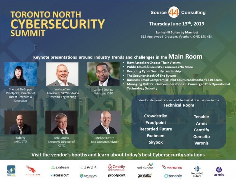 CyberSecurity North 2019